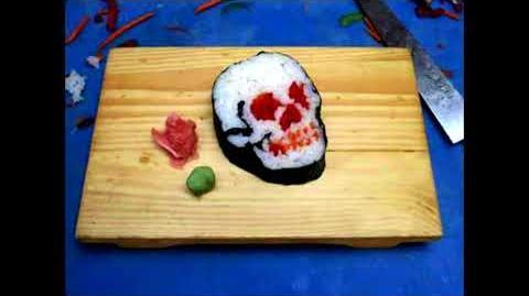 Spicy Spirit Rolls CreepyPasta by Gomez Capulet