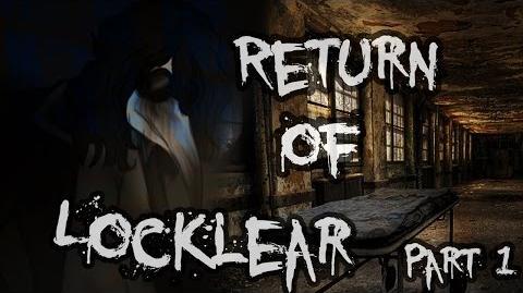 Return of Locklear (Part 1, Story 2)