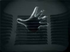 Ghost Hand from Vent