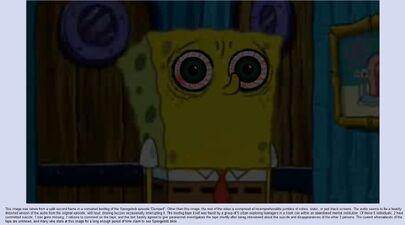 Spongebob Lost Episode