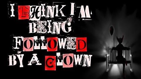 """""""I Think I'm Being Followed by a Clown"""" by Derek Hawke (Killahawke1)"""