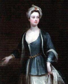 Brown Lady. El Fantasma de la señora Townshend