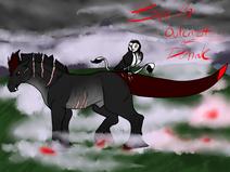 Braith gonmdukr stallion outcast 6yo by dotckler d90tgrm