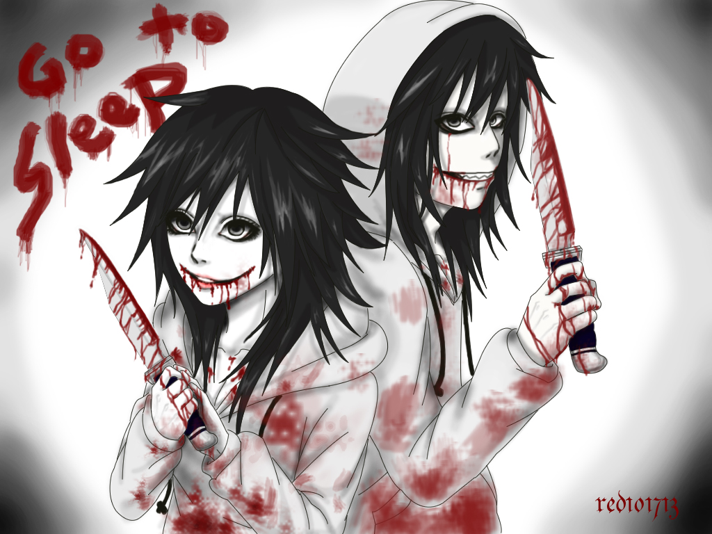 Jeff The Killer By Redichiyami D6qrsl3