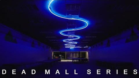 DEAD MALL SERIES NEON DREAMS SURREAL NIGHT TOUR OF AN ABANDONED MALL