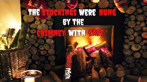 """""""The Stockings Were Hung by the Chimney with Care"""" Creepypasta Wikia Creepy Story"""