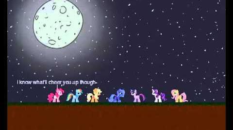 Luna Game End HAPPY ENDING