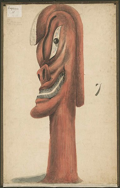383px-Kali, the god of King Kamahaha, Wikimedia