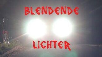 Blendende Lichter Creepypasta German Deutsch