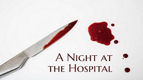 ''A Night in the Hospital'' by EmpyrealInvective (Narrated by Dr