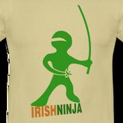 Irish-ninja design