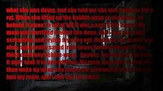 HORROR STORY My Mom s Strange Dream True