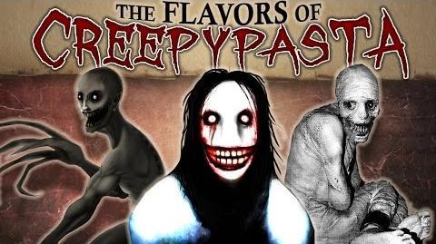 The 4 Flavors of Creepypasta — Creepypasta Month (ft. MrCreepyPasta!)