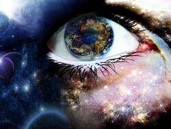 Deepak chopra frases libros ojos universo