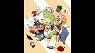 Scp 2295 un oso con un corazón de retazos