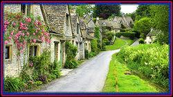 English village