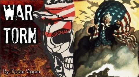 War Torn - Written by Doom Vroom featuring Swamp Dweller & Selestial Norre