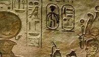 Slender Man en Jeroglíficos Egipcios