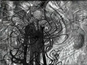 Slenderman Vs. the Gray Man