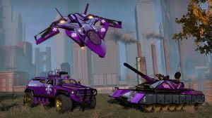 Saint Nforcer VTOL Crusader
