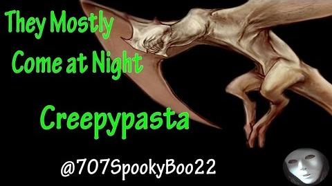 Scary Stories They Mostly Come at Night Creepypasta