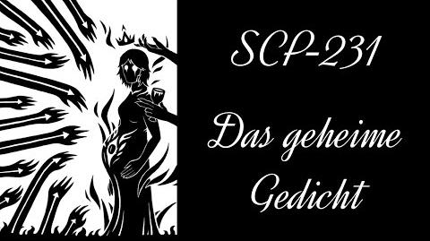 """""""Seven Brides"""" - Das geheime Gedicht von SCP-231 ENGLISCH"""