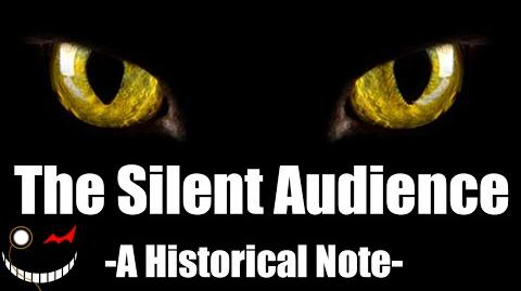 The Silent Audience ~ A Historical Note ~ By Mmpratt99 ~ Sir Ayme