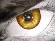Gold Eye by missmuffin90