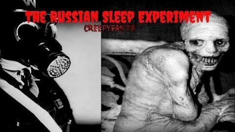 """""""The Russian Sleep Experiment"""" Creepypasta Wikia - Creepy Story - Retelling"""