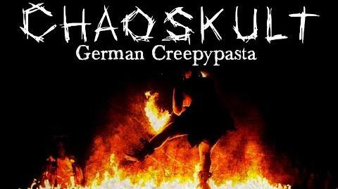 Chaoskult - CREEPYPASTA (Grusel, Horror, Hörbuch) DEUTSCH