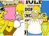 El divorcio de Homer y Marge