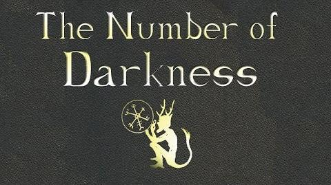 The Number of Darkness