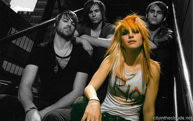 FileParamore Wallpaper HD Download