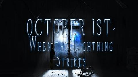 """October 1st - When the Lightning Strikes"" by Ryan Brennaman"