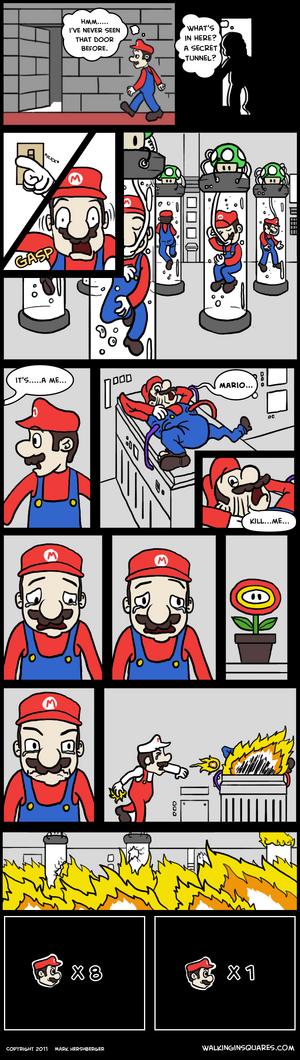 Marios-Immortality