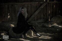 Me in barn love