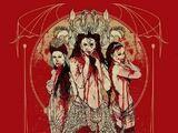 Las tres novias de Drácula