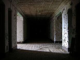 Creepy Insane Asylum 4