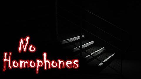 No Homophones by Umbrello - Creepypasta