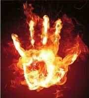 Aestuver hand