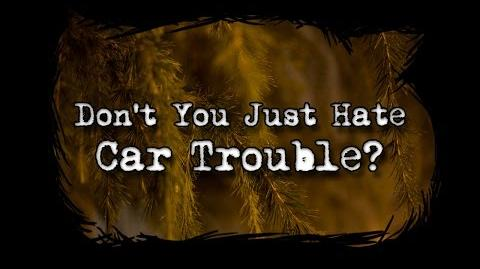 Don't You Just Hate Car Trouble?