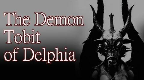 """The Demon Tobit of Delphia"" by K"