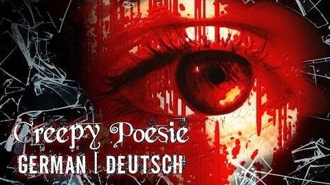 Blut ✽ Creepy Poesie german ✽ schauriges Horror Gedicht ✽ Deutsch -SeelenSplitter Creepypasta -