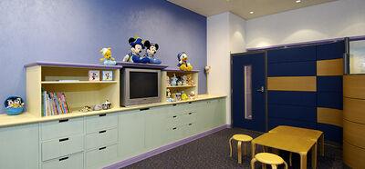 Lost Child Room