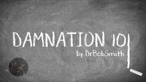 """Damnation 101"" -- A Creepypasta Read-0"