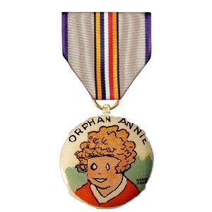 Orphan medal