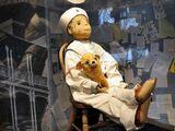 Robert, el muñeco maldito