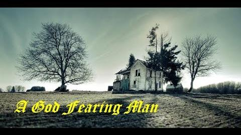 A God Fearing Man ~ By Gomez Capulet