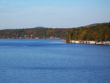 Lake Tillery, North Carolina
