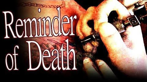"""Reminder of Death"" by Raidra - Creepypasta"